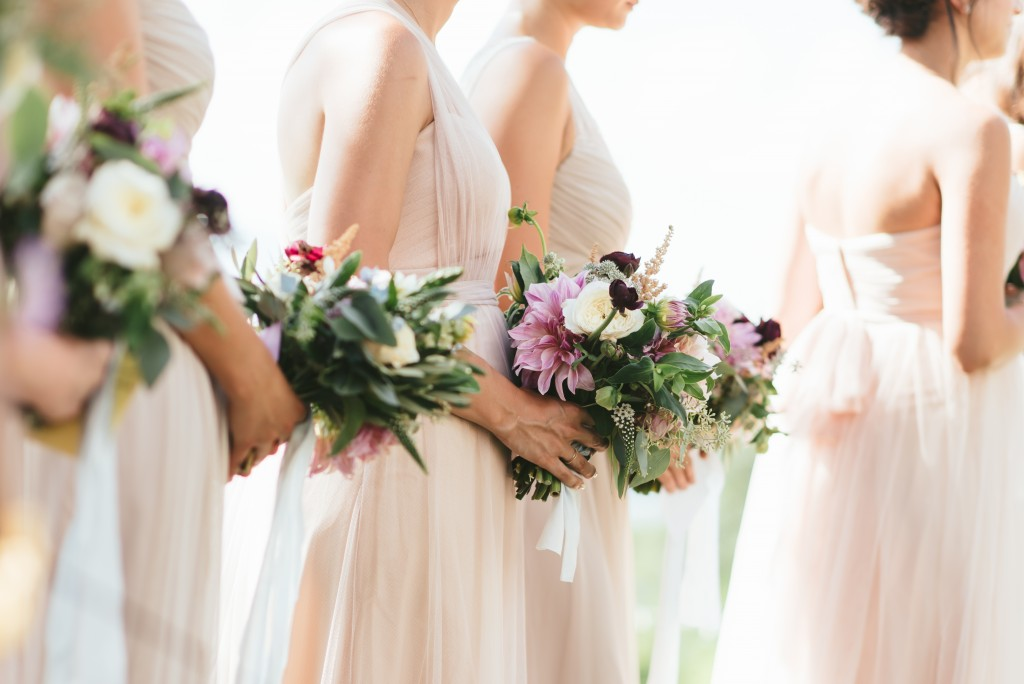 Bridemaids bouquets